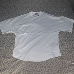 Palm Angels Over Logo Tee
